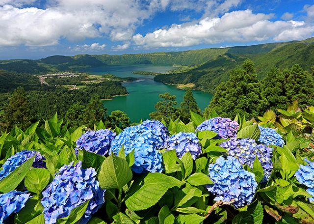 Азорские острова из Израиля