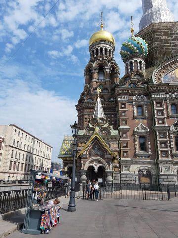 Спас-на-крови в Санкт-Петербурге