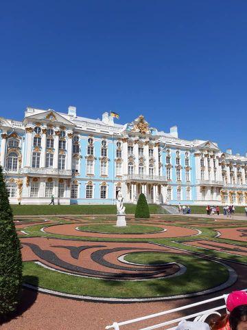 Дворцы Санкт-Петербурга в авторском туре из Израиля
